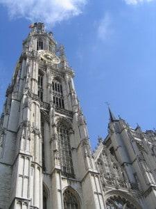 הקתדרלה באנטוורפן