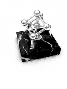 atomium-souvenir פסלון של האטומיום