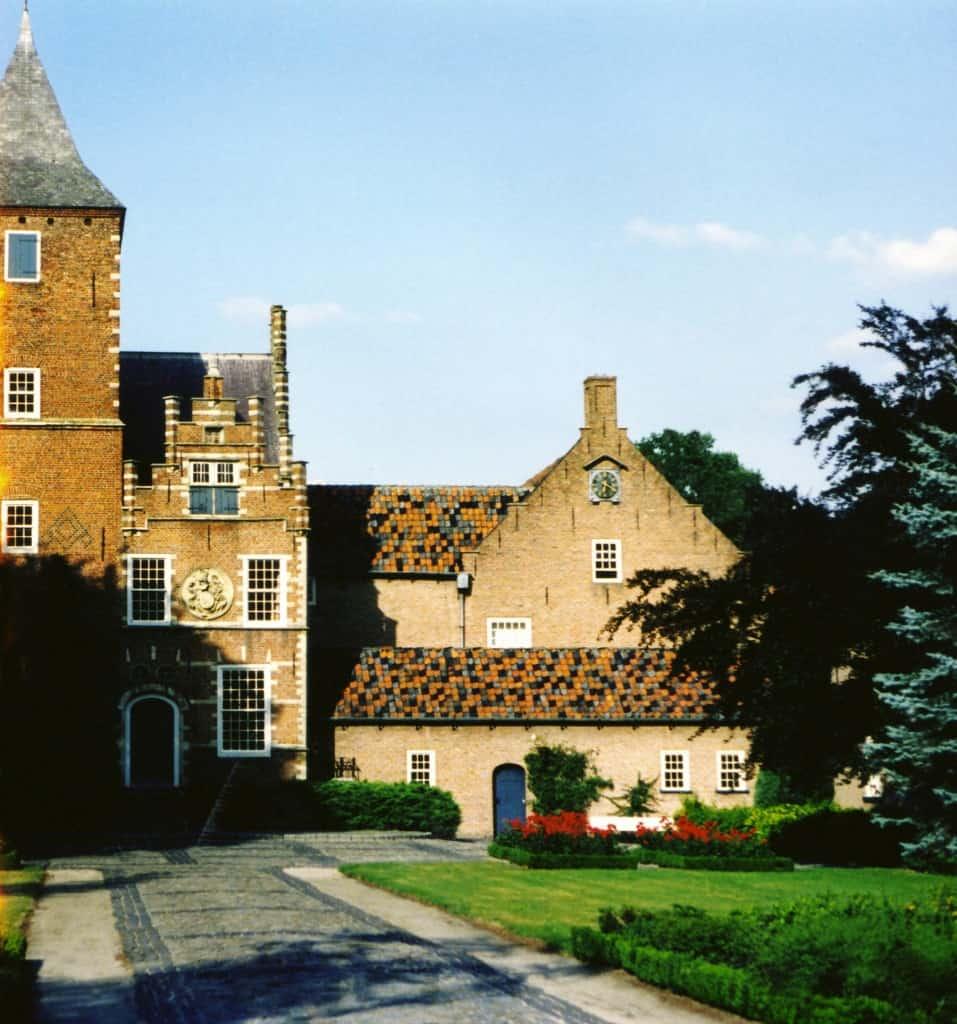 בית מלון כפרי בבלגיה