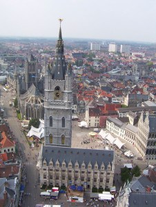 Ghent בלגיה